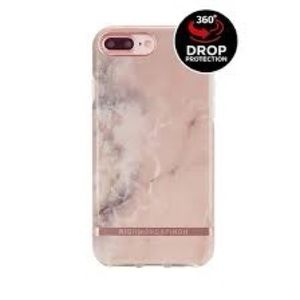 Richmond & Finch iPhone 6/6s/7/8 Pink Marble Case